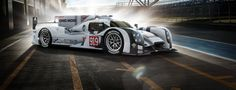Porsche - Season opener of the FIA WEC in Silverstone. - Follow the start of our Mission 2014.