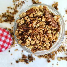 Granola recipe its my page - zlatica zarska.com see ya:)