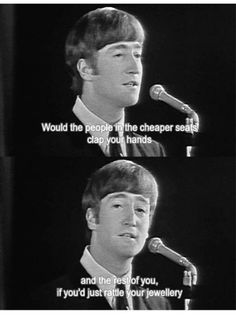 Apparently, The Beatles Were Total Goofs - Mandatory