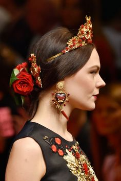 Fashion Show: Dolce & Gabbana Spring Summer 2015 | Неделя Моды в Милане Сентябрь 2014