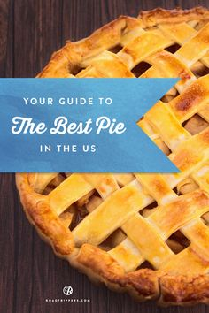 Craving pie yet? Here is a list of the best pie places in America to get your fix.