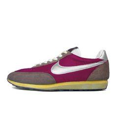 Nike Elite Vintage (burgundy / silver)