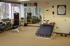 Inside Jag Physical Therapy Cedar Knolls