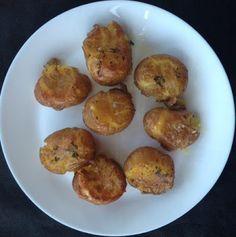 VIDA FELIZ: na Horta: Receitas das Colheitas: Batatas a Murro no Forno com TOMILHO