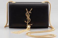 YSL - Cassandre Small Tassel Crossbody Bag