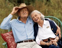 grow old with me... x x
