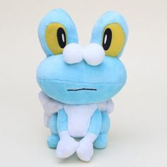 Pokemon Froakie Soft Plush Figure Toy Anime Stuffed Animal 7 Inch Child Gift Doll * For more information, visit image link. (This is an affiliate link) Pokemon Full, Pokemon Plush, Pikachu, Toy 2, All Anime, Educational Toys, Plushies, Smurfs, Gifts For Kids