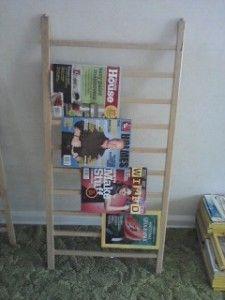 Re-purposed crib idea?