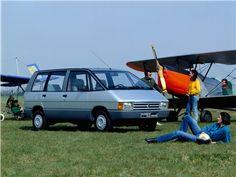Renault Espace, 1984