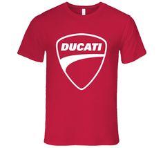 Ducati Logo T Shirt