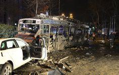 Segundo atentado este mes con víctimas fatales en Turquía-...