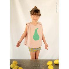 BOBO CHOSES Blouse Pear - Lilla Mode