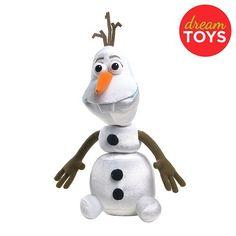 Disney Frozen Talking Olaf Pull-A-Part Plush #Kohls #FrozenFriday