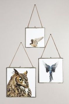 Anthropologie Hinged Hanging Picture Frame #Anthrofave