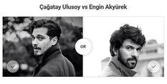 Çağatay Ulusoy vs Engin Akyürek? Duel
