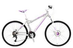 "Momentum Mountain Bike M220 Women's 26"" - 27 Speed Shimano M390 Acera Groupset…"
