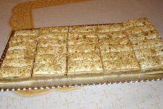 Výborné orechové rezy Waffles, Bread, Breakfast, Cakes, Eten, Brot, Breads, Bakeries, Waffle