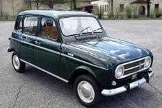 Renault R4 L - funky mini hatchback