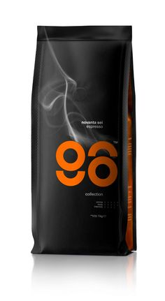 96 Espresso Plays With Typography In Order To Create a Dynamic Packaging Solution Food Packaging Design, Coffee Packaging, Coffee Branding, Bottle Packaging, Packaging Design Inspiration, Brand Packaging, Coffee Labels, Pouch Packaging, Beer Labels