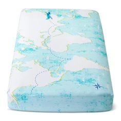 Fitted Crib Sheet World Map - Cloud Island™ Light Blue : Target Map Nursery, Travel Theme Nursery, Nursery Themes, Nursery Room, Nursery Ideas, Themed Nursery, Room Ideas, Baby Boy Rooms, Baby Boy Nurseries