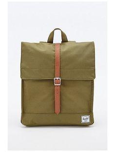 Herschel Supply co. City Backpack in Army Green http://sellektor.com/plecaki/strona-11?order=newest