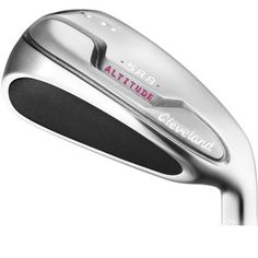 Cleveland Golf Womens 588 Altitude Irons designed with a holow head designed to hit the ball higher and longer with greater ease Wilson Golf Clubs, Cleveland Golf, Golf Putters, Golf Shop, Golf Irons, Ladies Golf, Golf Ball