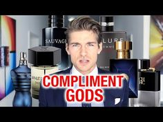 Top 10 Most Complimented Best Mens Fragrances of all Time - YouTube