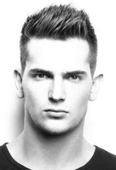 Kurze Frisuren für Männer 2017