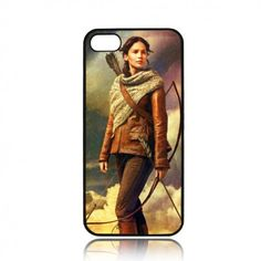 Catching Fire Jennifer Lawrence 4/ 4s/ 5/ 5c/ 5s case