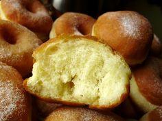 Krążki z ciasta drożdżowego na zsiadłym mleku: krystyna9