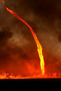 Огненное торнадо