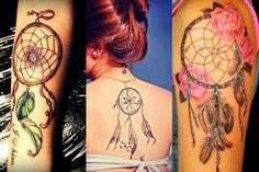 Coisas Fúteis | Estefanie Ribeiro: Inspire-se: tatuagem filtro dos sonhos
