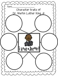 Martin Luther King Freebie