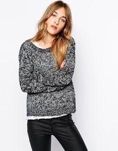 salt & pepper sweater / asos