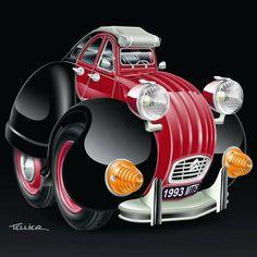 Spielzeugautos Corgi 272 Citroen 2CV James Bond Ente Vintage