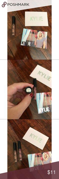 Maliboo Kylie Lip Kit Swatch: I Love This New Edit I Made Of Maddie Kenzie And Maliboo