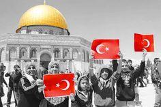 Ey Kudüs güzel Kudüs. Zalimin zulmü ile kan ağlayan Mescid-i Aksa. Bir gün yine gelecek gerçek sahipleriniz. Huzur gelecek topraklarınıza.… Ottoman Empire, Taj Mahal, Islam, Instagram, Politics