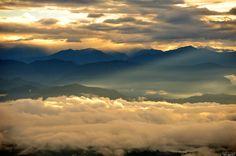 The Stunning Himalayan View From Nagarkot, Nepal