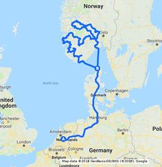 Travel Report, Travel List, Belgium Map, Show Me Photos, Holidays In Norway, Panoramic Pictures, Norway Oslo, Cologne Germany, North Sea