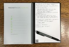 Expand Your Writing Potential with a Smart Notebook and Pen