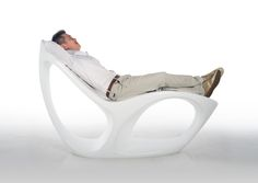 Odyssey Lounge Chair by Alvin Huang