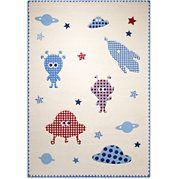 Kinder-Teppich, Esprit, »Little Astronauts«, gewebt