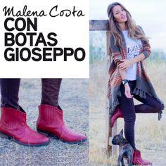 La guapa modelo #MalenaCosta, la blogger de moda @lessismoreblog y la presentadora y modelo Patricia Conde eligen nuestros modelos para sus looks. ¿Quieres saber más? http://blog.gioseppo.com/2013/11/malena-costa-y-patricia-conde-eligen-gioseppo/  ¿Qué os parecen sus apuestas?