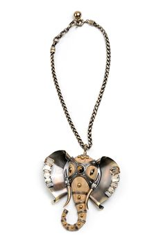 Fall 2012 : Lanvin  Is the elephant going to be the new Owl????
