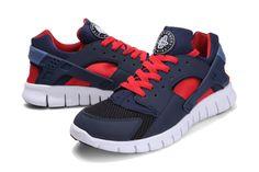 timeless design cc137 995ec cheapshoeshub com Cheap Nike free run shoes outlet, discount nike free  shoes Nike Huarache Free Run Obsidian Action Red