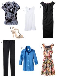 51 Days of New Outfits (the print-view is broken, so slide-show it is - these range from nice-casual to semi-casual-work)