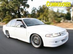 Holden Commodore 1992 Sedan Alloytec Twin Turbo Street Commodores Project CAR in Glenwood, NSW Holden Commodore, Twin Turbo, Car Ins, Twins, Car Stuff, Muscle, Ebay, Street, Image