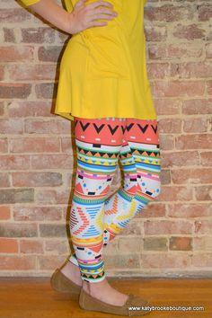 Put on your Shades Leggings: Katybrooke Boutique