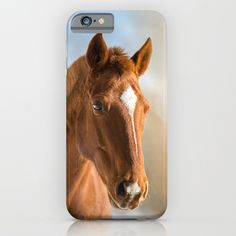 Brown Horse Winter Sky iPhone Case by staypositivedesign Winter Sky, Brown Horse, Ipod, Iphone Cases, Horses, Cool Stuff, Ipods, I Phone Cases, Horse