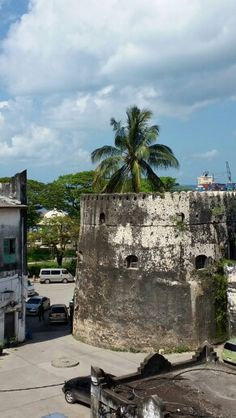 Old Fort of Zanzibar (Stone Town) - Zanzibar, Tanzania - AR11 Pit Stop